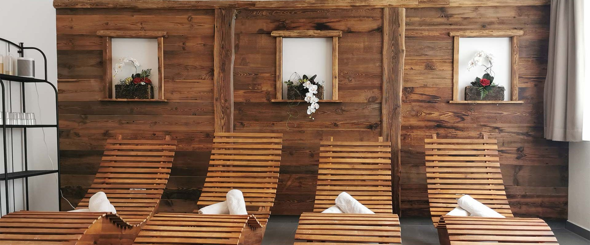 Sauna & Wellness at Granbichlhof