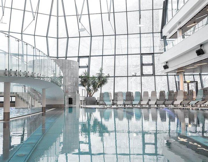 Aqua Dome Thermal Spa in Längenfeld