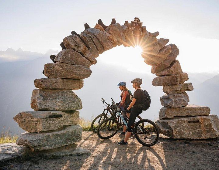 Bike Republic in Sölden