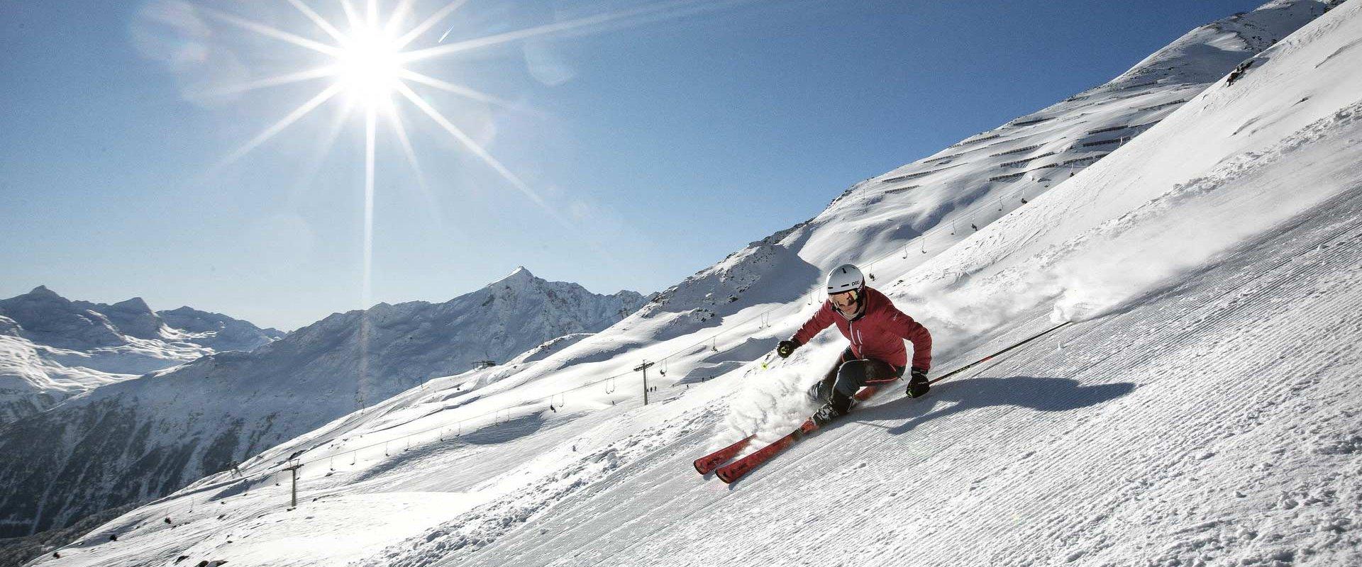 Skiurlaub im Granbichlhof in Sölden